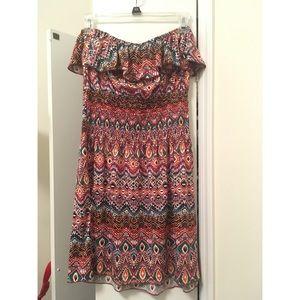 Dresses & Skirts - Patterned Cami Dress